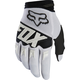 White Dirtpaw Race Gloves
