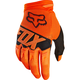 Orange Dirtpaw Race Gloves