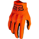 Orange Bomber Light Gloves