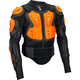 Black/Orange Titan Sport Jacket Body Armor