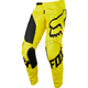 Youth Yellow 180 Mastar Pants