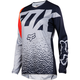 Youth Girl's Gray/Orange 180 Jersey