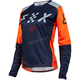 Women's Gray/Orange Switch Jersey