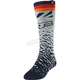 Women's Gray/Orange MX Socks - 20027-230-OS