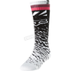 Women's Black/Pink MX Socks - 20027-285-OS