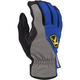 Blue Inversion Gloves