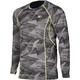 Camo Gray/Black Aggressor 2.0 Base Layer Shirt