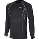 Black Aggressor 2.0 Base Layer Shirt