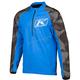 Blue/Gray Revolt Pullover Jacket