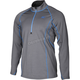 Camo Gray Aggressor 3.0 1/4 Zip Shirt