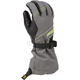 Gray/Hi-Vis Sawtelle Gloves