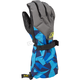 Camo Blue Togwotee Gloves