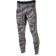 Gray Camo Aggressor 1.0 Base Layer Pants