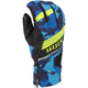 Camo Blue PowerXross Gloves