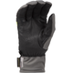 Dark Gray/Hi-Vis PowerXcross Gloves