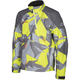 Camo Gray/Green Powerxross Pullover Jacket