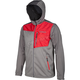 Red/Gray Transition Hoody