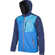 Blue Transition Hoody
