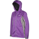 Women's Purple/Gray Evolution Hoody