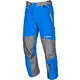 Blue/Gray Powerhawk Pants-Bibs