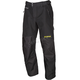 Black Powerhawk Pants-Bibs