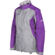 Women's Purple Alpine Parka