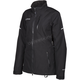 Women's Black Alpine Parka