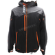 Black/Charcoal/Orange Renegade X Jacket