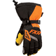 Black/Orange CX Gloves