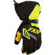 Black/Hi-Vis CX Gloves