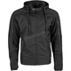Black Fast Forward Jacket