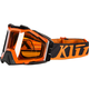 Orange Flatline Viper Pro Snow Goggles - 3901-000-000-006