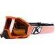 Orange Fade Viper Snow Goggles - 3902-000-000-003