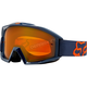 Navy/Orange Main Enduro Goggles w/Dual Lens - 19829-007-OS