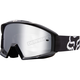 Youth Black Main Race Goggles - 19971-001-NS