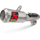 Titanium GP-Style Slip-On Muffler - S-B10SO9-CUBT