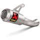 GP-Style Slip-On Muffler - S-H10SO18-CBT