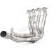 Optional Titanium Header - E-H10E1
