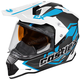 Process Blue Mode Dual-Sport SV Team Snow Helmet