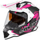 Pink Mode Dual-Sport SV Team Snow Helmet