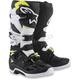 Black/White Tech 7 Boots