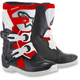 Kids Black/White/Red Tech 3S Boots