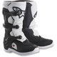 Youth Black/White Tech 3S Boots
