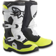 Youth Black/White/Yellow Tech 3S Boots