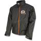 Black XC1 Rain Jacket