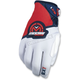 Youth Red/White/Blue SX1 Gloves