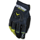 Black/Hi-Viz MX1 Gloves
