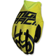 Hi-Viz/Black MX2 Gloves