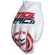 Red/White/Blue MX2 Gloves