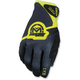 Black/Hi-Viz SX1 Gloves